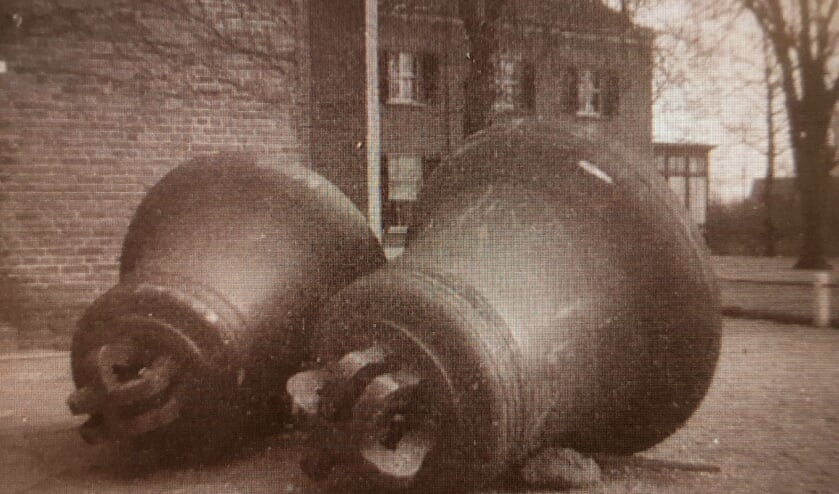 De klokken van Keijenborg. Foto: archief Willy Hermans