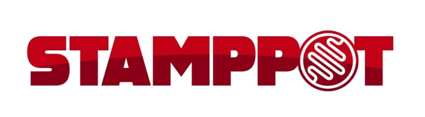 <p>Het logo van Stamppot. Afbeelding: PR</p>