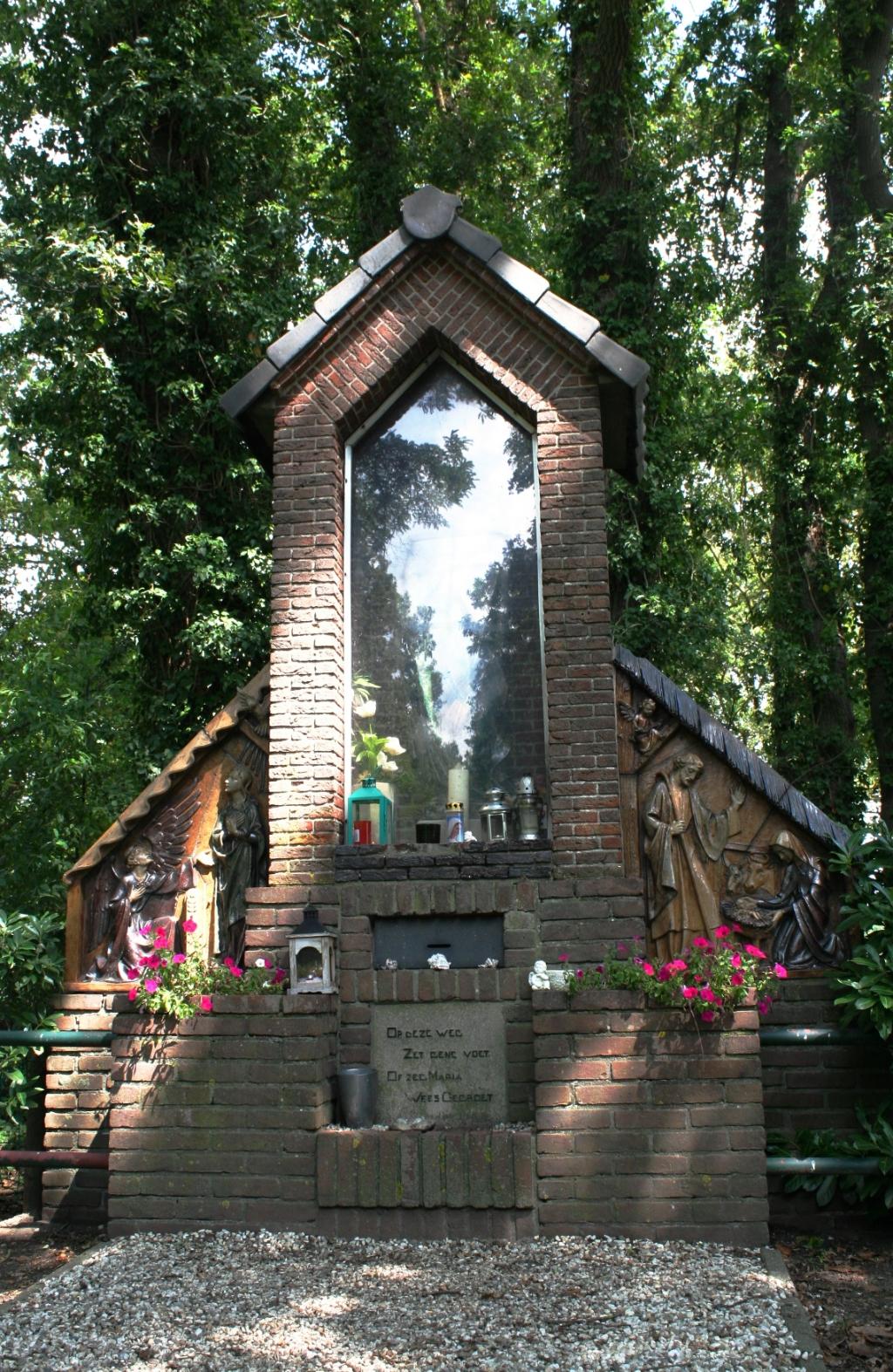 Maria-kapel Nieuwendijk. Foto: Jos Betting  © Achterhoek Nieuws b.v.