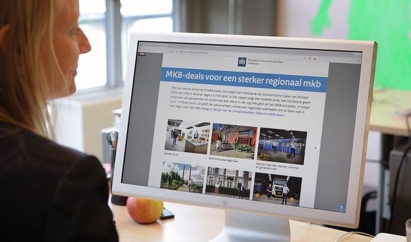 De inschrijving voor de MKB-deal in de Achterhoek is geopend. Foto: PR