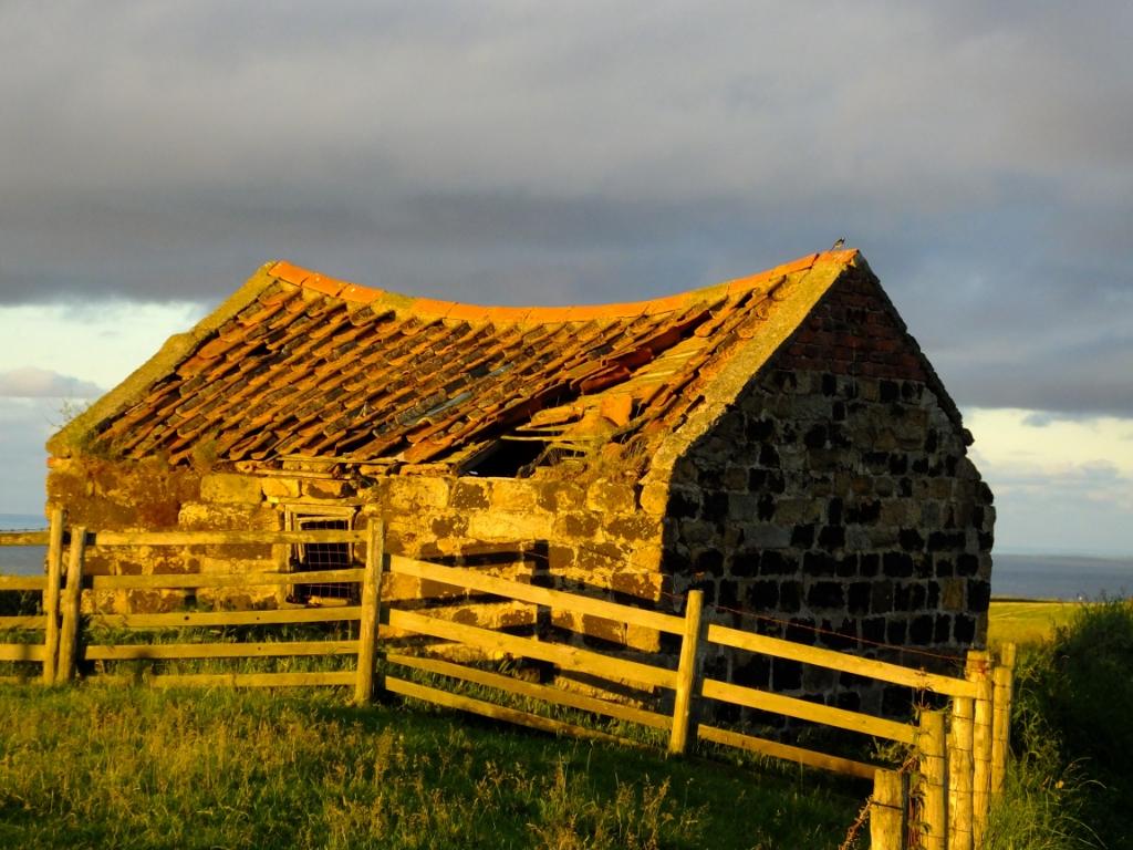 Oude Schuur in Engeland. Foto: Jonny Lawson  © Achterhoek Nieuws b.v.