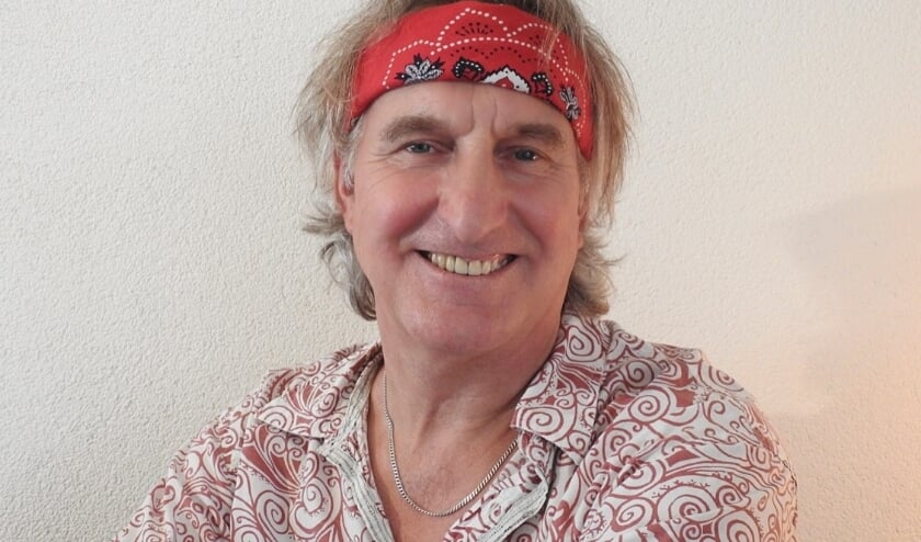 Singer-songwriter Jan Ottink. Foto PR Kern Gezond Eibergen