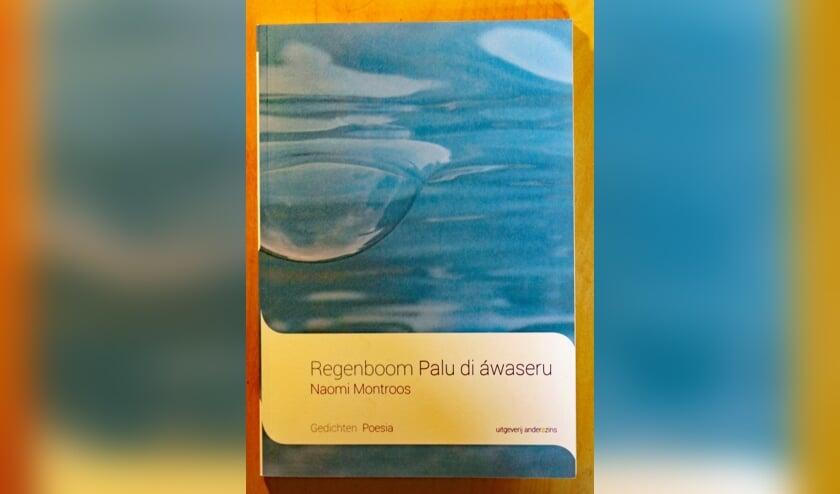 Naomi Montroos schreef haar debuutbundel in het Nederlands en Papiaments. Foto: Sander Grootendorst