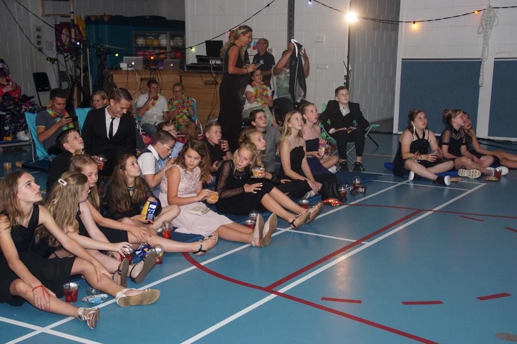 Afscheidsavond groep 8 Liborius. Foto: Frank Vinkenvleugel  © Achterhoek Nieuws b.v.