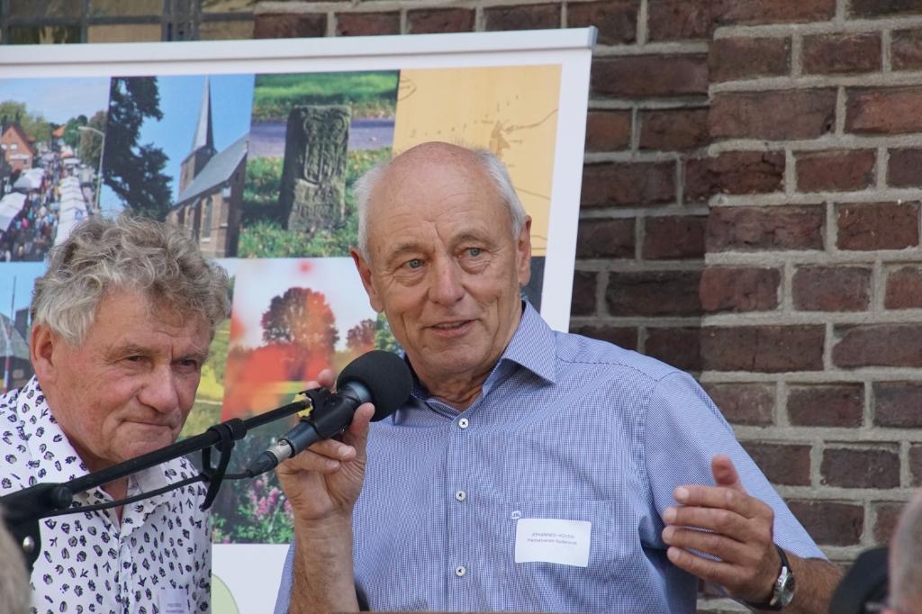 Freek Diersen, Johannes Hoven. Foto: Frank Vinkenvleugel  © Achterhoek Nieuws b.v.