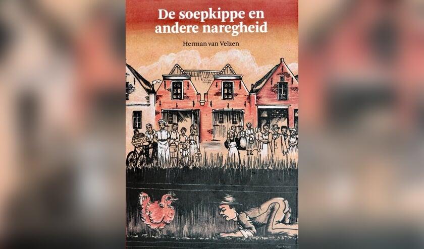 De cover van het boek. Afbeelding: PR