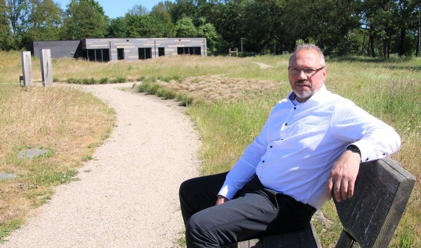 Bert van Asselt: 'Ik ben een idealist en misschien daarom ook zo fanatiek, maar ondernemerskennis is minstens zo belangrijk om de idealen die GUV heeft waar te maken.' Foto: Gerwin Nijkamp