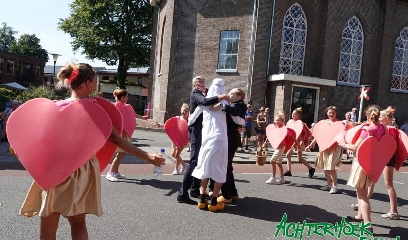 Eind augustus geen feestelijke optocht tijdens het Barchems Feest. Foto: Achterhoekfoto.nl/Gradus Derksen.