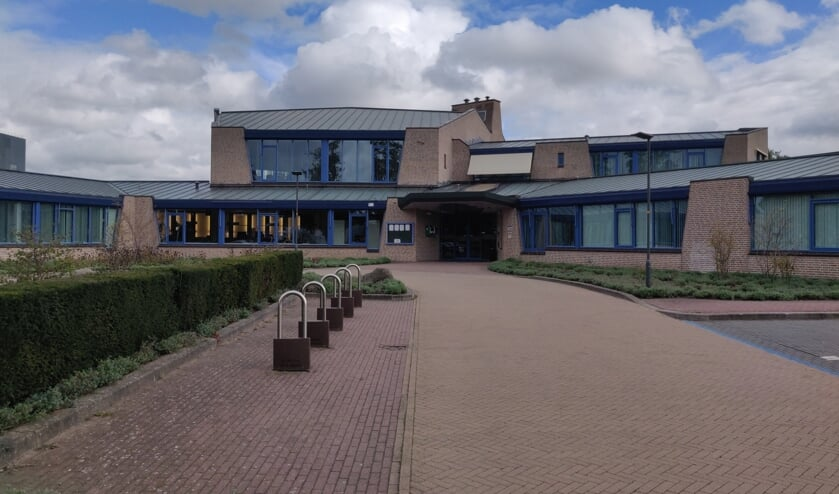 <p>Het gemeentehuis van Berkelland. Foto: PR</p>