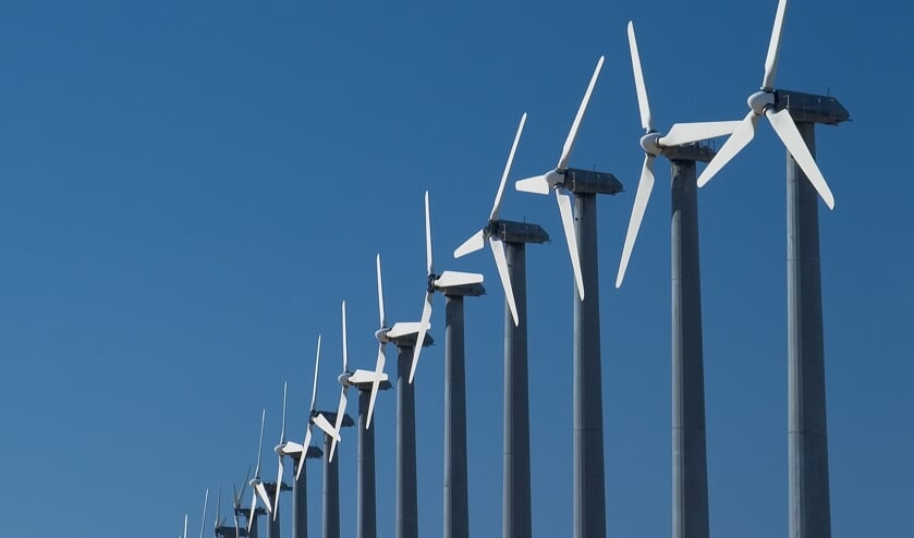 Windturbines: er is veel over te doen. Foto: PR