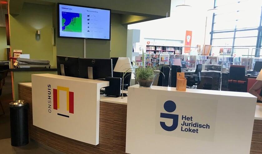 Juridisch Loket servicepunt Zutphen, locatie Warnsveld. Foto: Arjan te Lintelo