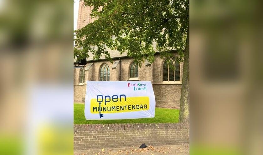 De Remigiuskerk in Hengelo was geopend tijdens Open Monumentendagen. Foto: Hannah Wagenvoort