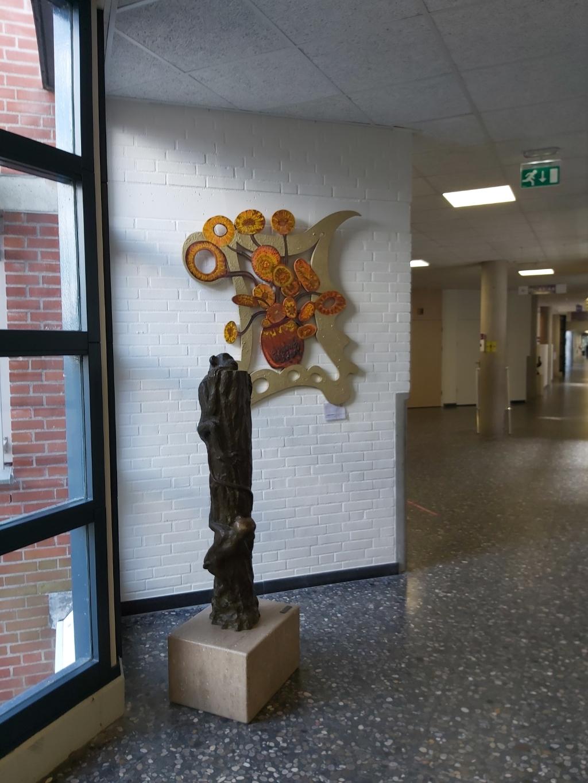 Expositie van werk van Tanya Kraan in het Streekziekenhuis. Foto: PR  © Achterhoek Nieuws b.v.