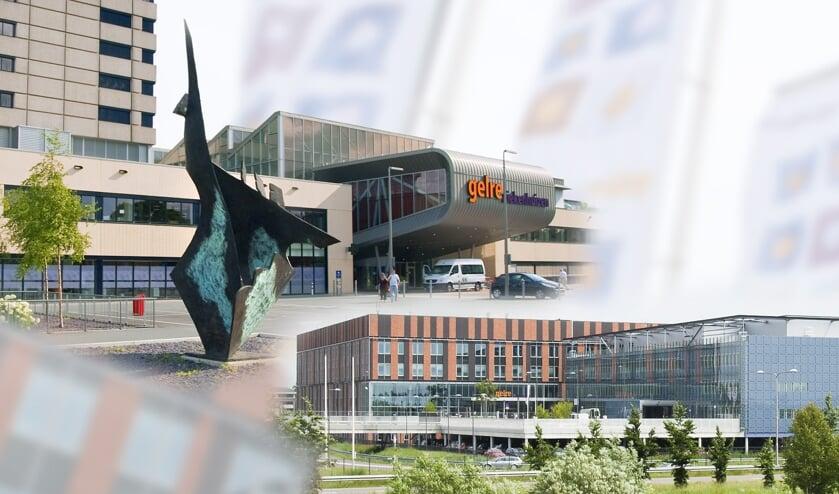 Ziekenhuislocaties Gelre Apeldoorn en Zutphen. Foto: Medische Fotografie Gelre ziekenhuizen