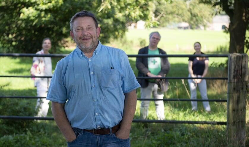 <p>Bert Scheuter. Foto: Gerard Mühlradt</p>