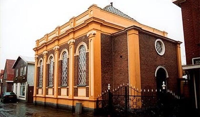 De synagoge in Borculo. Foto: PR