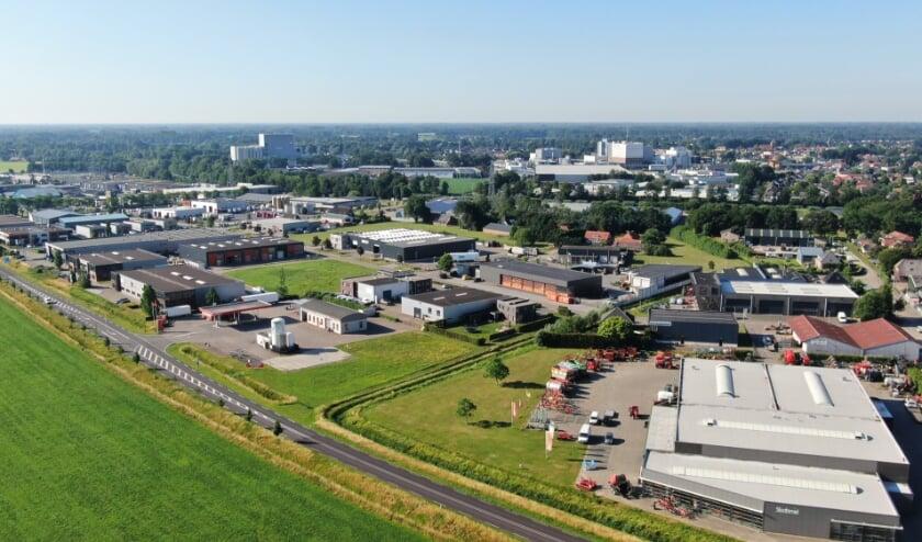 Toekomstbestendig Bedrijvenpark Borculo. Foto: Collin Ernst