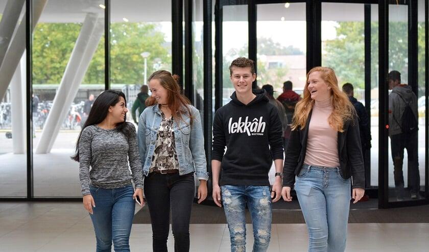 <p>Online open dagen bij het Graafschap College. Foto: PR</p>