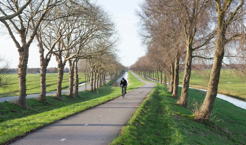 <p>Kilometers wegtrappen om meteen een goed doel te steunen. Foto: PR</p>