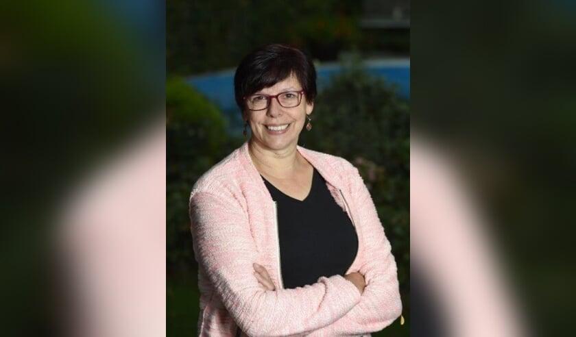 Gerda ter Denge, kandidaat-wethouder, voorgedragen door het CDA. Foto: PR