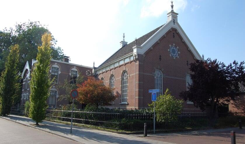 De synagoge van Winterswijk. Foto: PR