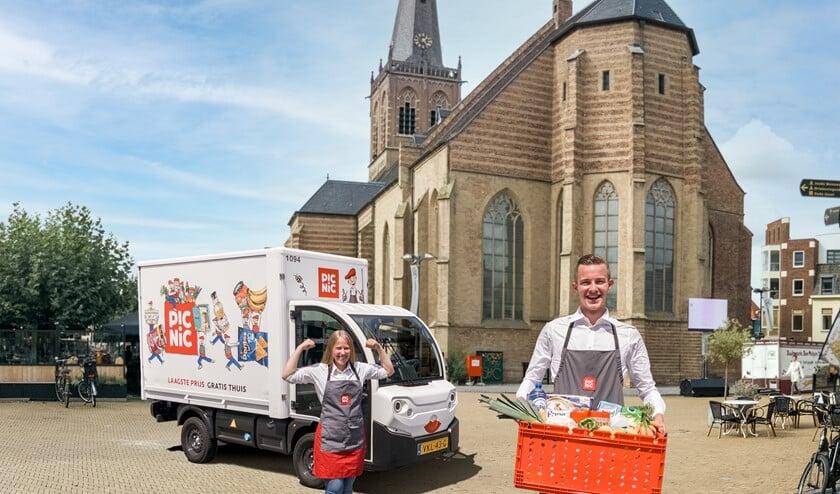 Picnic in hartje Doetinchem. Foto: PR