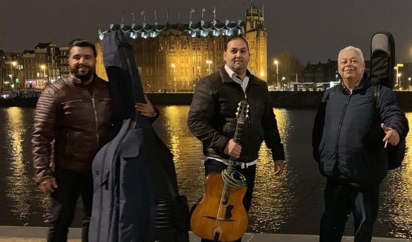 <p>Feigeli Priso Trio. Foto: <em>PR/Jazz Eibergen, Irene Ypenburg</em></p>