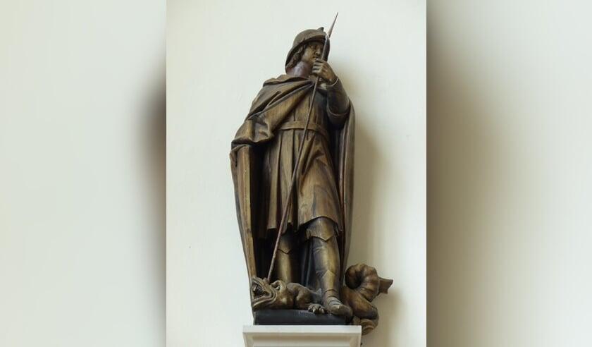 St. Jorisbeeld. Foto: PR