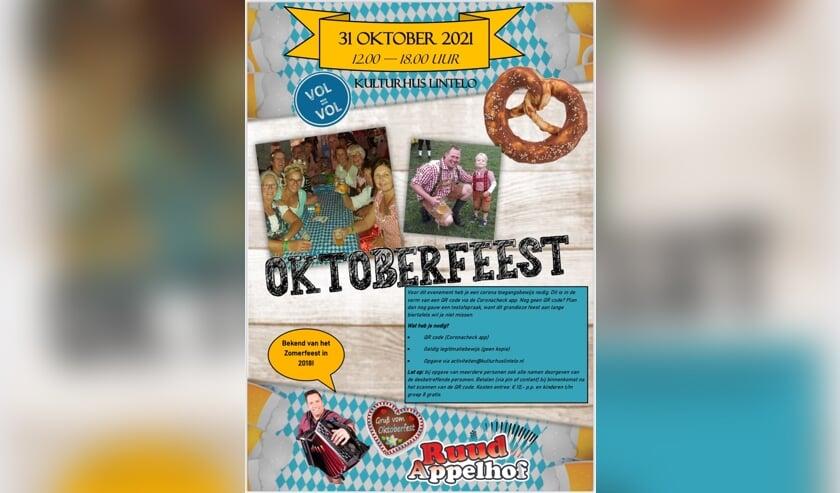 Flyer Oktoberfeest