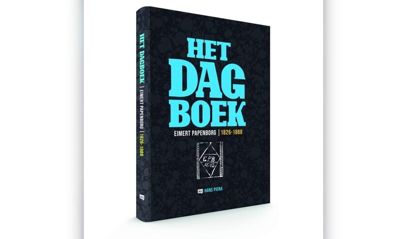 De omslag van het boek over Eimert Papenborg. Foto: PR