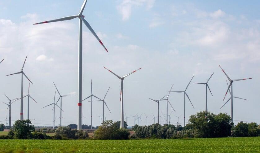 Op naar een hernieuwbare energievoorziening. Foto: PR