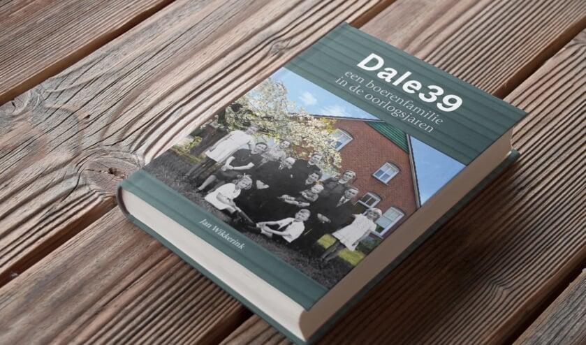 Het boek 'Dale 39'. Foto: PR/Petra Burger