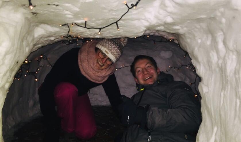sneeuwpret Ludgerhof 2021