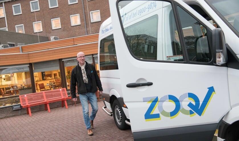 <p>ZOOV verzorgt het vraagafhankelijk vervoer in de Achterhoek. Foto: Carlo Stevering</p>