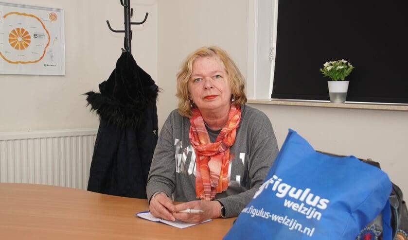Marijke Verschoor-Boele. Foto: Frank Vinkenvleugel