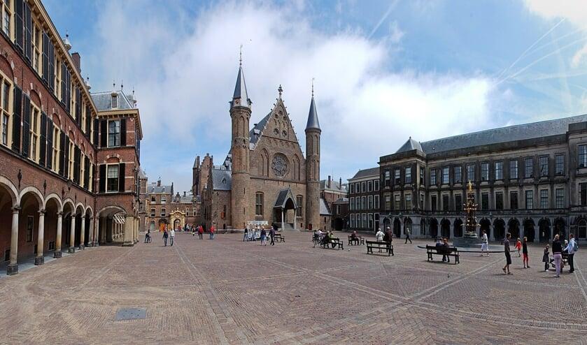 Het Binnenhof. Bron: Wikipedia