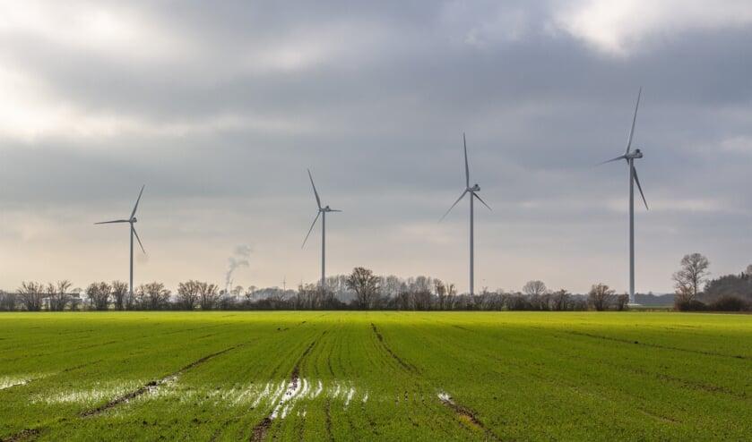 <p>&#39;Windmolens zijn niet mooi, maar een goed alternatief zie ik nog niet&#39;, aldus Maria Lucassen. Foto: Liesbeth Spaansen&nbsp;</p>