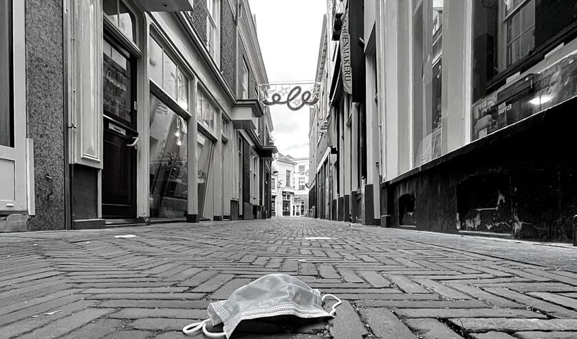 <p>Inwoners en bezoekers van Zutphen en Warnsveld kunnen vanaf 17 februari hun beste 'lockdownfoto' insturen voor de fotowedstrijd van Stichting Zutphen Promotie. Foto: Bastiaan Wevers</p>