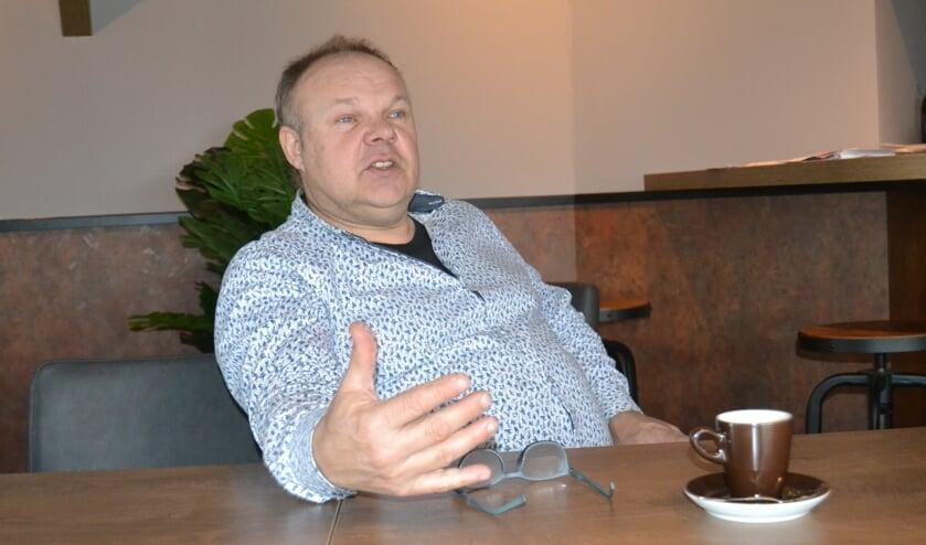 Martin Hüning brengt een schat aan ervaring mee naar Lintelo. Foto: Karin Stronks