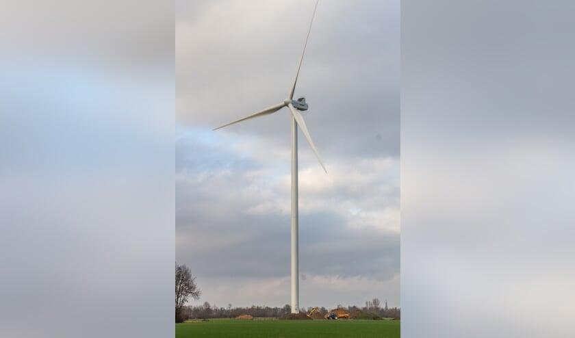 <p>Archieffoto van een windmolen. Foto: Liesbeth Spaansen</p>