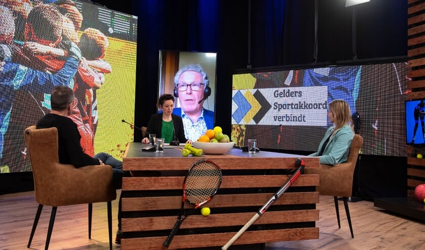Lancering Gelders Sportakkoord 2.0. Foto: PR