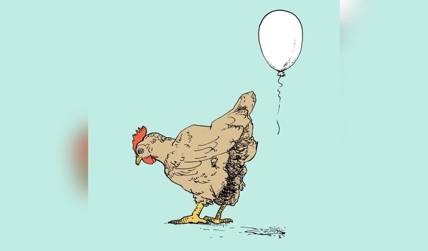 Marc Weikamp benadert dat wat tegenzit op humoristische wijze. Illustratie: Marc Weikamp