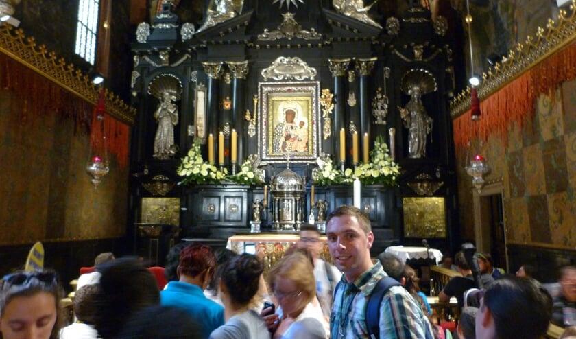 <p>Dominicaan Augustinus Aerssens (25), de jongste kloosterling van Nederland. Eigen foto</p>