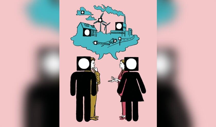 <p>Ook nadat we gestemd hebben, kunnen we invloed uitoefenen op het beleid. Illustratie: Marc Weikamp</p>