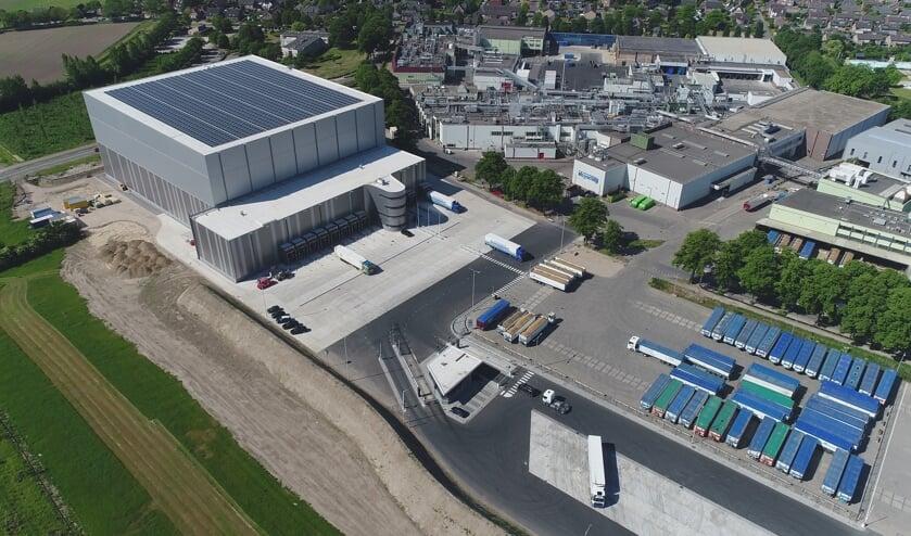 <p>Het vrieshuis van Aviko in Steenderen. Foto: PR</p>