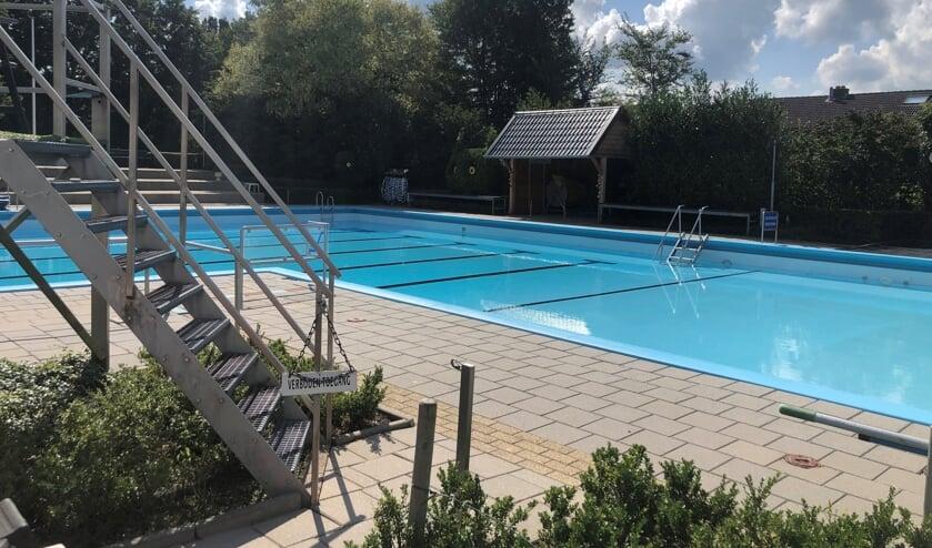 <p>Het zwembad in Steenderen is klaar voor het nieuwe seizoen. Foto: Medewerker zwembad</p>