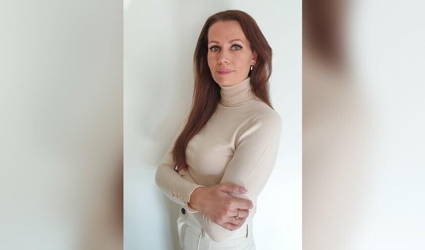 Rachel van Charante, auteur van 'Het Schuilhuis'. Eigen foto.