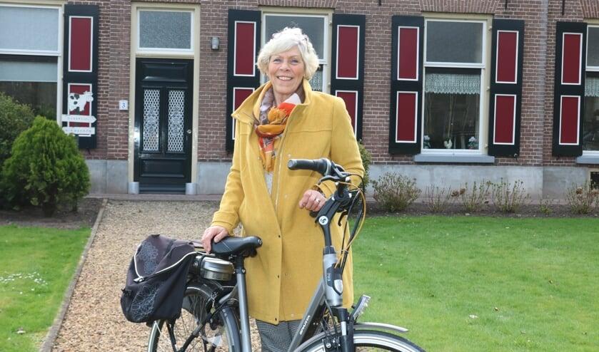 <p>Ria Dekker heeft nu tijd om andere dingen te gaan doen. Foto: Arjen Dieperink</p>