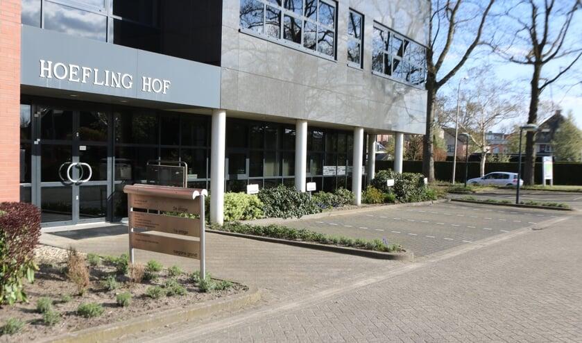 <p>Vanaf maandag 3 mei bevindt de prikpost van de Gelreziekenhuizen zich &nbsp;in het gebouw Hoeflinghof aan de Hoeflingweg 7. Foto: Arjen Dieperink</p>