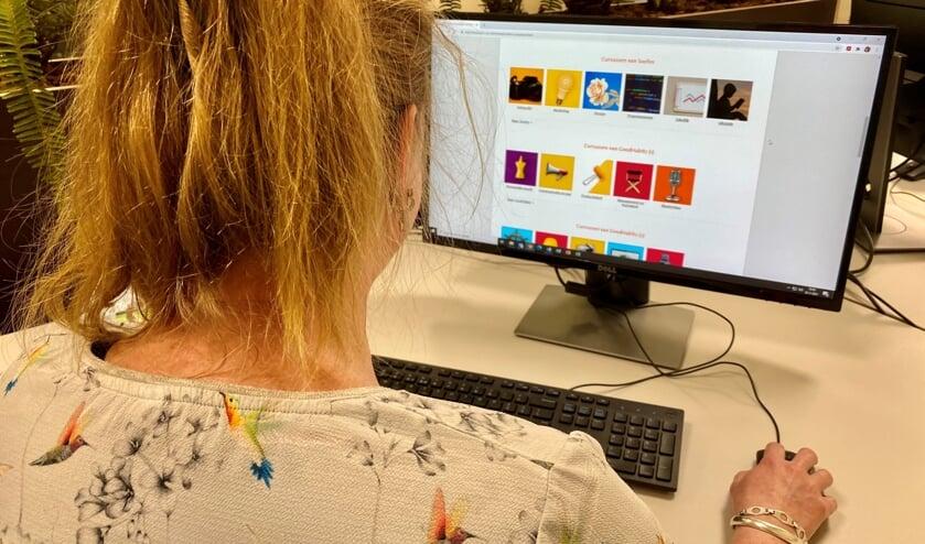 Gratis online cursussen voor leden. Foto: PR